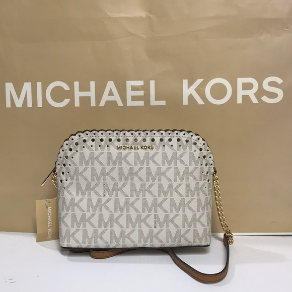 31982559dd6e Michael Kors Violet Cindy Dome Crossbody Bag